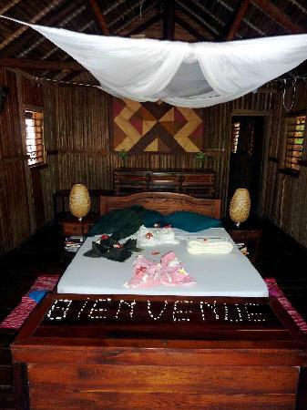 Antafondro, Μαδαγασκάρη: Grand bungalow