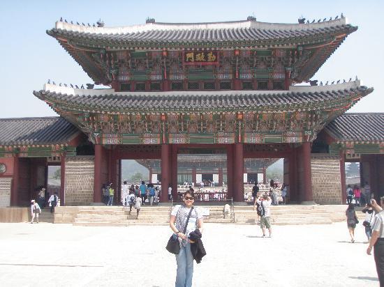 Сеул, Южная Корея: Geongbokgum Palace