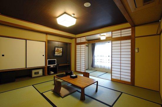 โรงแรมนิชิมาย่า เรียวคัง: 10畳和室 10Tatami Japanese room