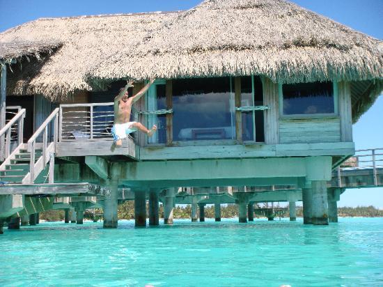 InterContinental Bora Bora Resort & Thalasso Spa: .