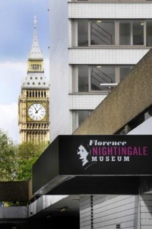 Florence Nightingale Museum: The Museum is located on the South Bank across the river from the Houses of Parliament