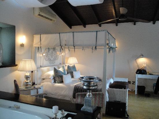 Teremok Marine: The bedroom