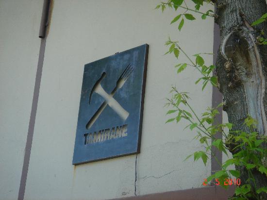Tamirane: Logo