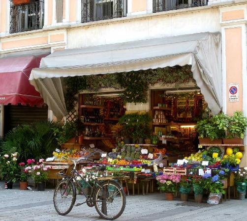 Milan, Italy: Fresh produce is a must