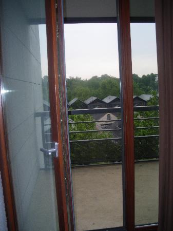 ibis Paris Bercy Village 12ème : La terrasse, très agréable