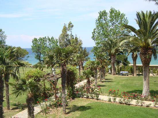 Sani Beach Club: The Gardens
