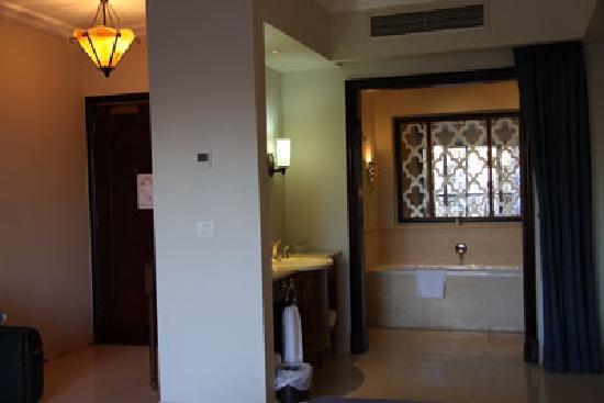 The Palace Port Ghalib: Baño dela habitación
