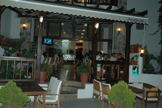 Anemon Restaurant : anemon