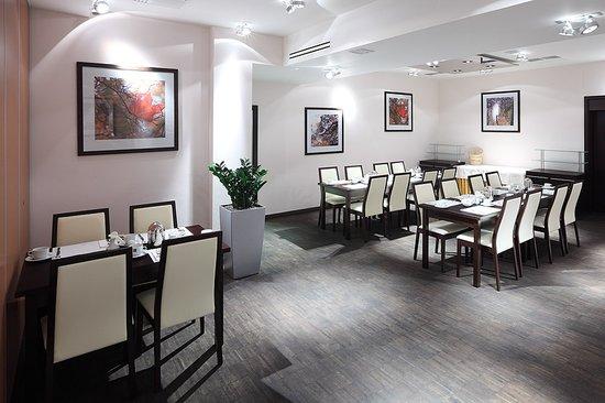 Clarion Hotel Prague City: restaurant
