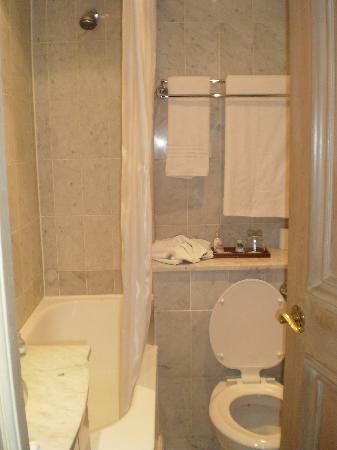 Bathroom Picture Of Park Lane Mews Hotel London TripAdvisor