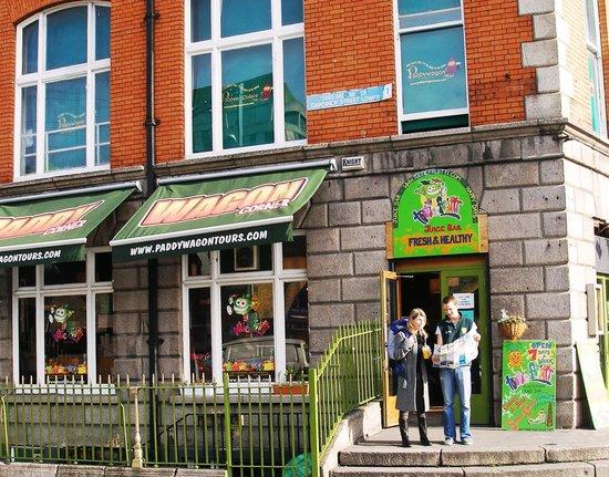 Paddy's Palace: Paddys Palace Hostel, Dublin