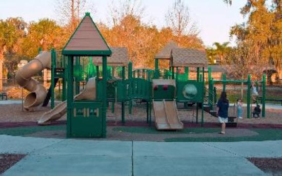 Playground at Apopka Station