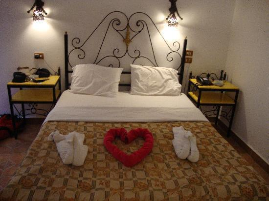 New Sphinx Hotel : our hotel room