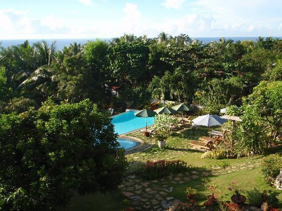 Amarela Resort: bird's eyeview of the resort