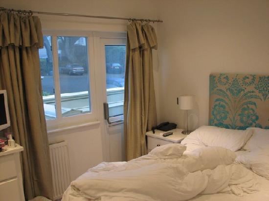 Boskerris Hotel: Standard bedroom (no ocean view)