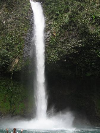 Costa Rica: Cascata de la FORTUNA