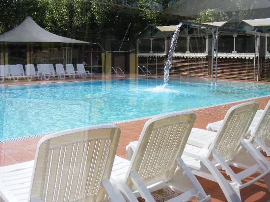 Alba D'Oro Camping : pool