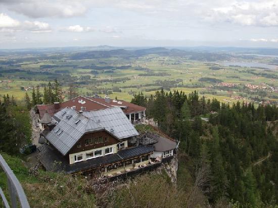 Burghotel Falkenstein: Hetel Falkenstein