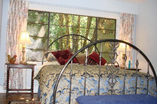 Sonoma Orchid Inn: Spruce Room