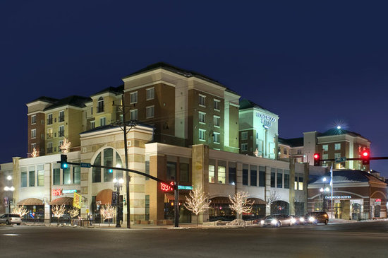 Homewood Suites by Hilton Salt Lake City - Downtown: Exterior of Hotel