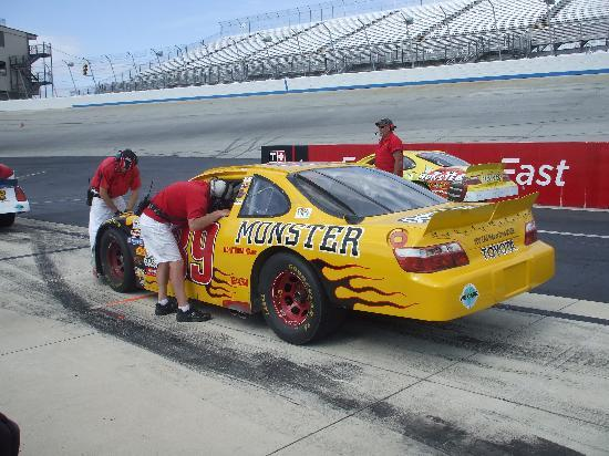 Real Race Cars Picture Of Dover International Speedway Dover