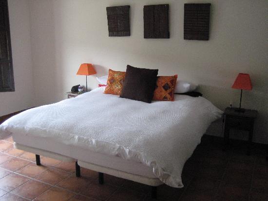 Casa Olea : Sfeervolle slaapkamers