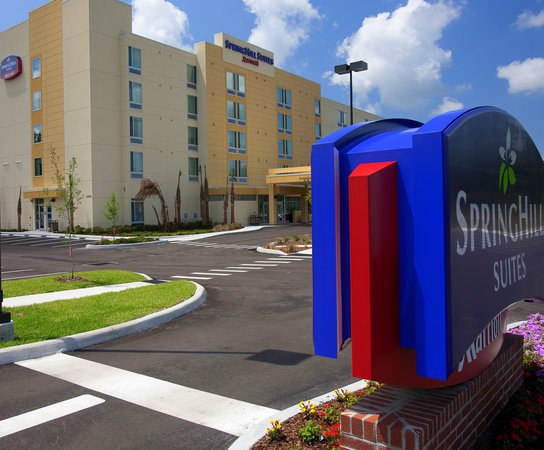 SpringHill Suites Tampa North/I-75 Tampa Palms: The Springhill Suites Tampa North