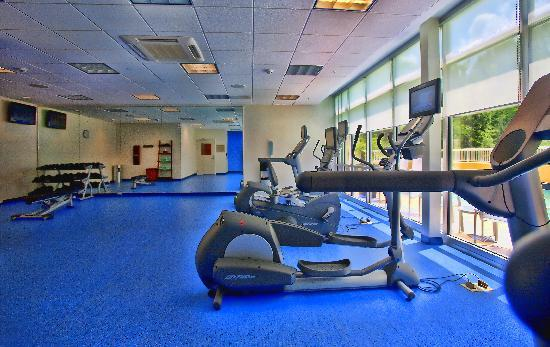 SpringHill Suites Tampa North/I-75 Tampa Palms: Our state of the art fitness center