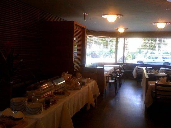 Greulich Design & Lifestyle Hotel: breakfast room