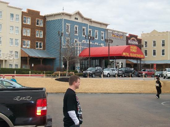 Sam's Town Hotel & Gambling Hall: jan2010