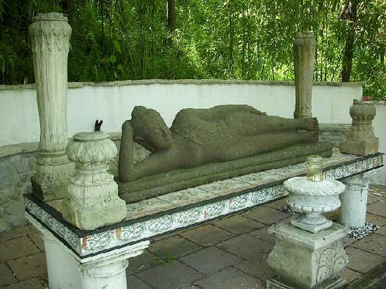 La Casa del Tibet : Buddha che dorme