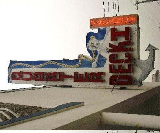 Quarterdeck Motel: The Sign lol