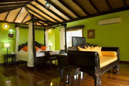 Rio Celeste Hideaway Hotel: Rio Celeste Hideaway bungalows