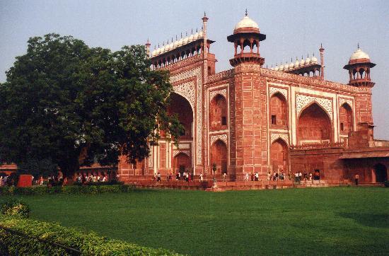 Agra, India: Puerta de acceso a otro mundo