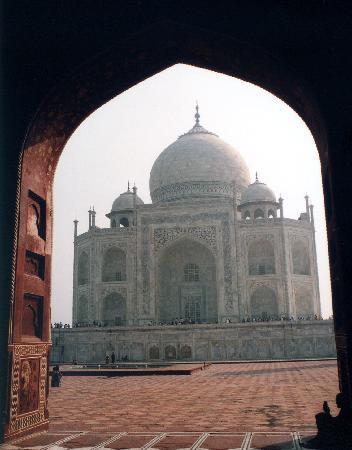 Agra, India: Remanso de paz