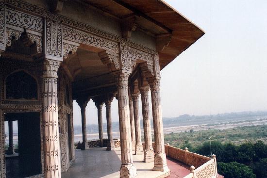 Agra, India: Desde el fuerte