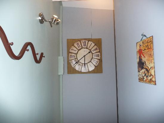 Maison Zen: Hallway appt 4