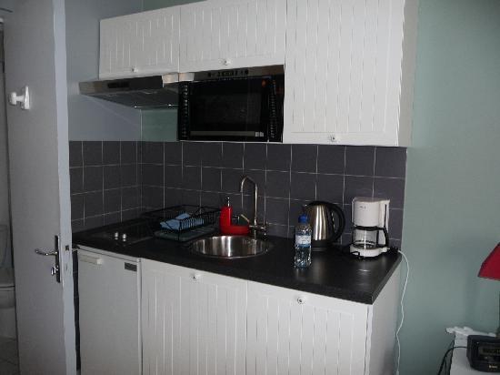 Maison Zen: Appt 4 kitchen