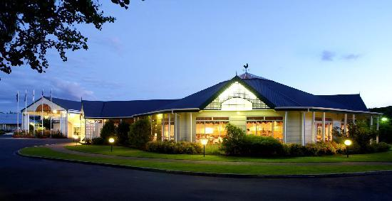 Wairakei Resort Taupo: Pavilion Restaurant
