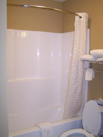 Candlewood Suites Secaucus: Shower