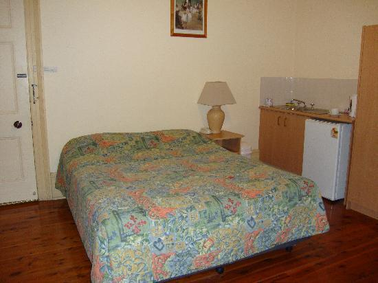 Randwick Lodge: Our double room