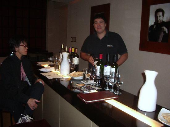B&B Plaza Italia : Sampling the Wines of Mendoza