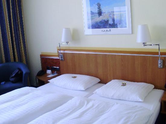 Leonardo Hotel Hamburg City Nord: lädt sofort zum träumen ein