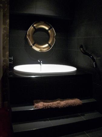 Malmaison Manchester: Plunge Bath
