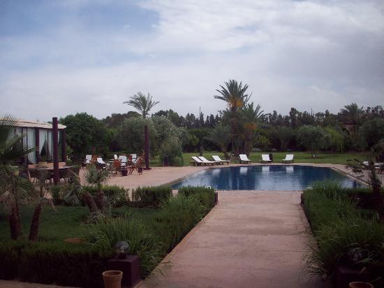 La Villa des Golfs: piscine