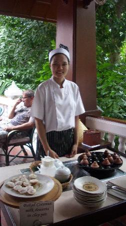 Marina Phuket Resort: breakfast time :)