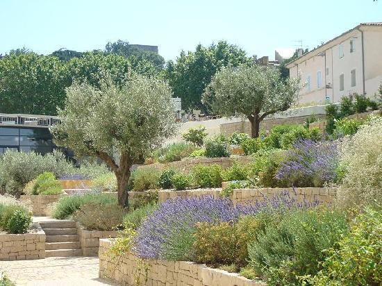Montélimar, France : Le Jardin des senteurs