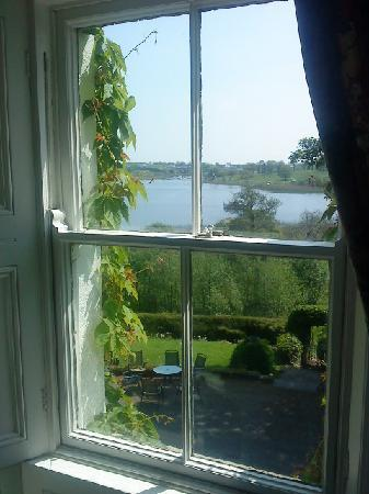 Hollywell: View from bedroom