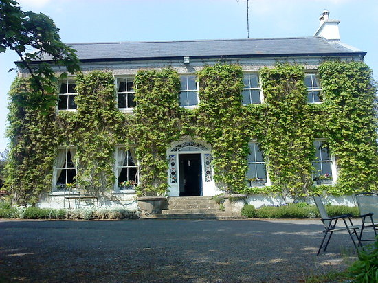 Carrick-on-Shannon, Irlandia: Hollywell House