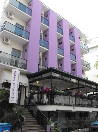 Hotel Nuovo Giardino: esterno